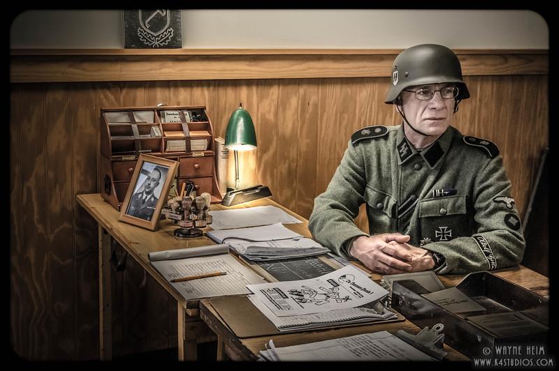 Commandant   Photography by Wayne Heim