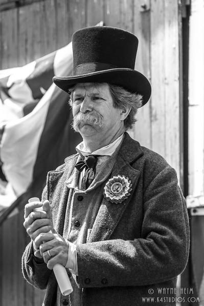 Mr Mayor       Photography by Wayne Heim