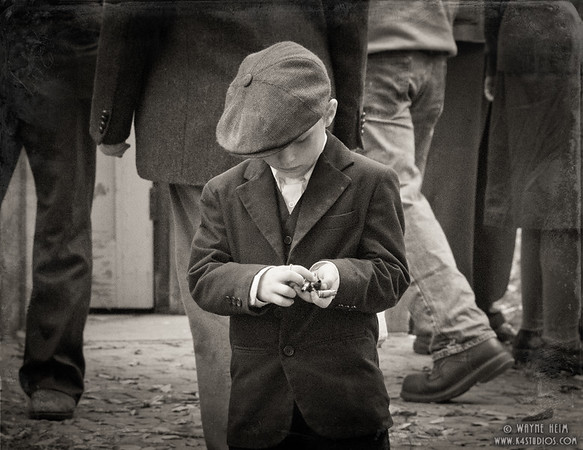 Little Gentleman  Photography by Wayne Heim