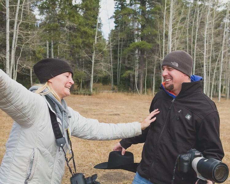 Matt and Angela Fisher