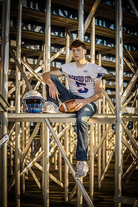Cole Football posed-1