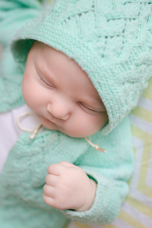 How to Create Beautiful Baby Portraits from Home