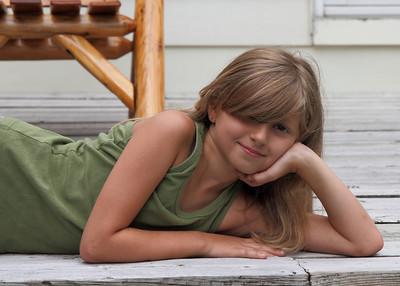 Jenny-Aug 2010 (On G&G's Deck)