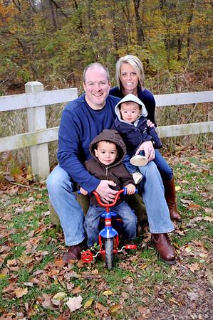 Jody, Mark & Family