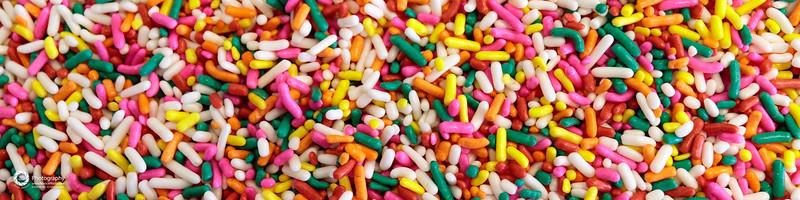 Sprinkles (Jimmies): 1