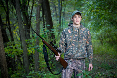 Hunting High School Senior