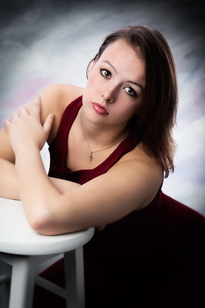 Regan Photography Studio Portrait