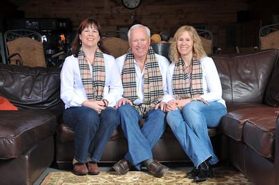 The Holmberg Family 2009