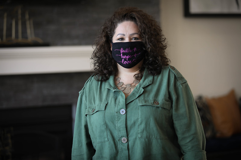 Josette Vigil has been recovering from COVID-19 since the end of May when she was hospitalized for two weeks and put on a ventilator. She hopes her story inspires others to take the virus seriously. Full story on IAmDenver.org. Emily Maxwell | I Am Denver