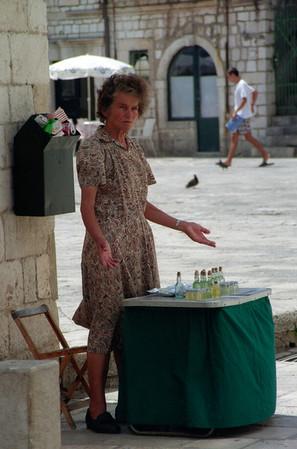 Croatian Perfume-Seller