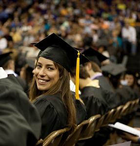 Commencement Ceremony, Louisiana State University