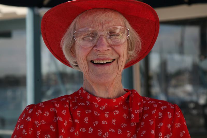 aunt jean laughs