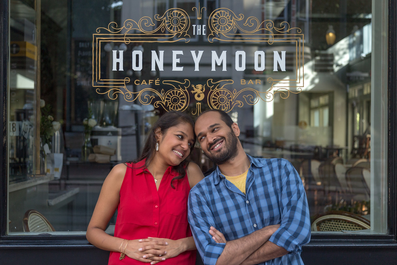 Honeymoon || Houston, TX