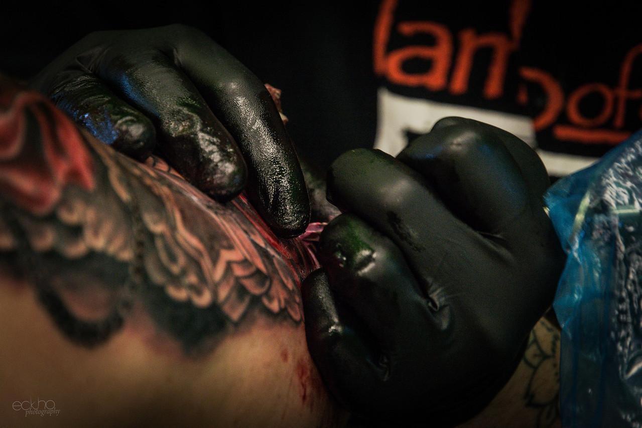 Shawn McCaig - Skinner Ink Tattoo's Barrie, Ontario, Canada
