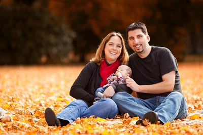 Martinez Family - Fall 2011