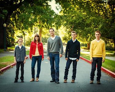 McCartin Family - 2012 - Color
