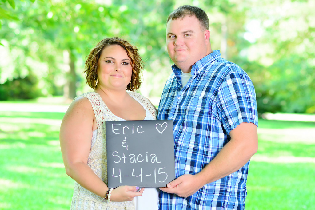 Stacia + Eric