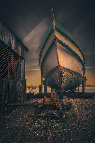 Docked 1