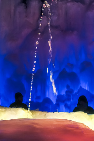 Ice Castle Abstract 2
