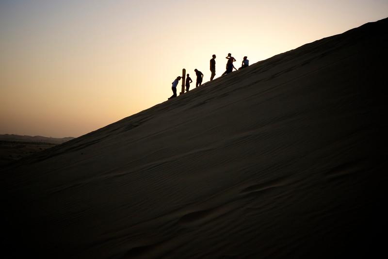 175: Sand Surfers, Abu Dhabi, UAE
