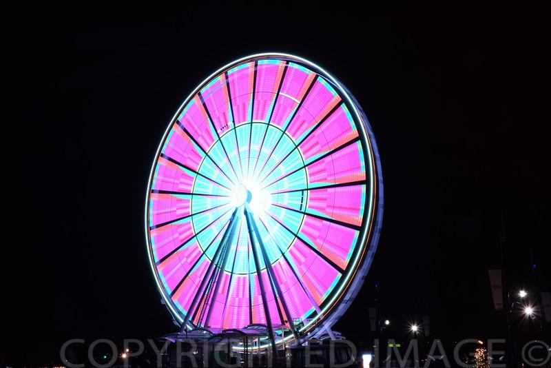 The Wheel at Washington Harbor Md