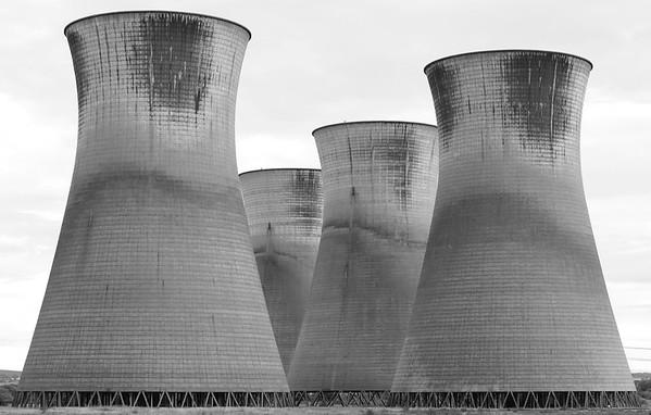 Willington Power Station, Derbyshire