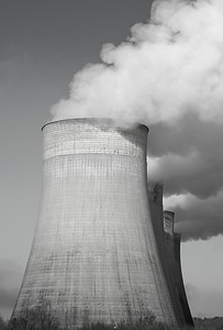 Ratcliffe on Soar Power Station, Nottinghamshire.