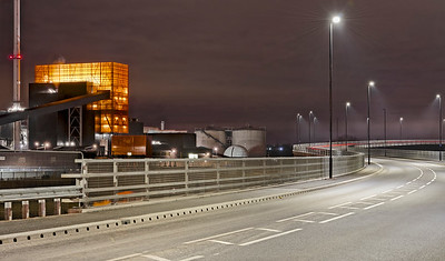 Blackburn Meadows Power Station, Rotherham, South Yorkshire.