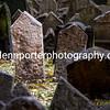 Gravestones, Old Jewish Cemetery.