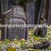 Gravestones, Old Jewish Cemetery, Prague.