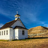 Church in The Badlands