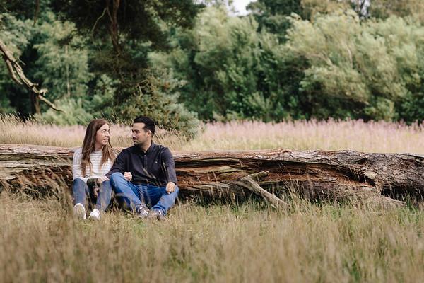 Claire & Stuart Pre-Wedding 0010