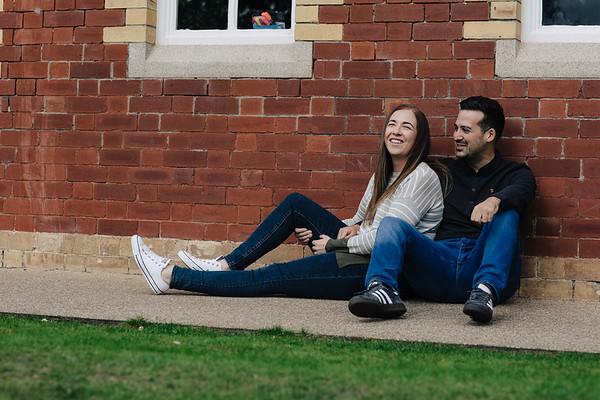 Claire & Stuart Pre-Wedding 0003