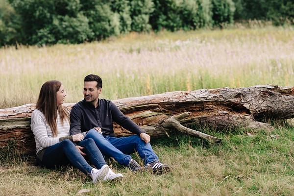 Claire & Stuart Pre-Wedding 0012