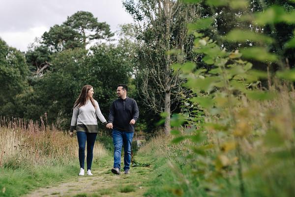 Claire & Stuart Pre-Wedding 0005