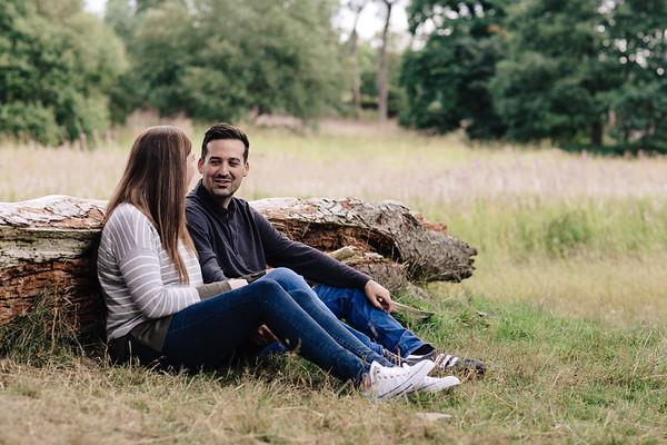 Claire & Stuart Pre-Wedding 0017