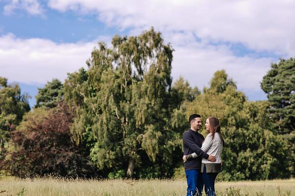 Claire & Stuart Pre-Wedding 0022