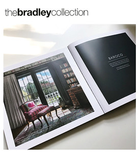 Photography featured in The Bradley Collection catalogue.