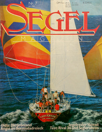 Segel (Germany) July 82 (