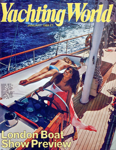 Yachting World - (England) January 1984