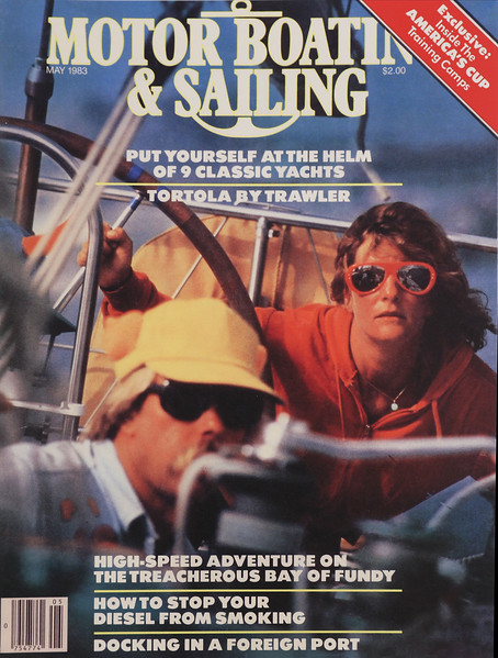 Motor Boating & Sailing,  May 1983
