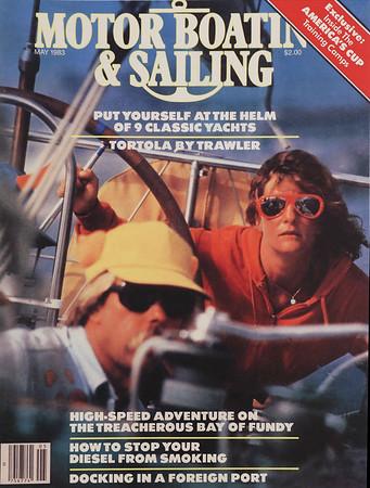Motor Boating & Sailing,  May 1983