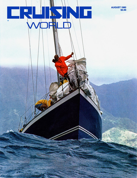Cruising World - August 1980