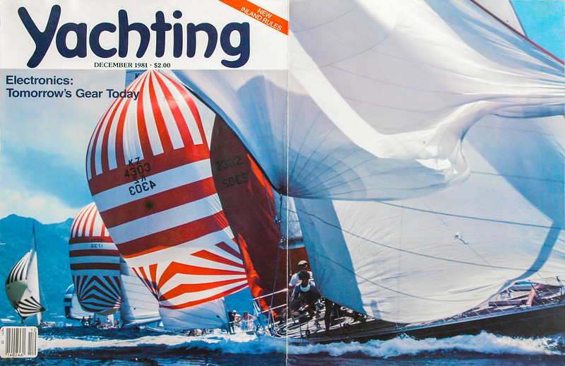 Yachting -  December 1981