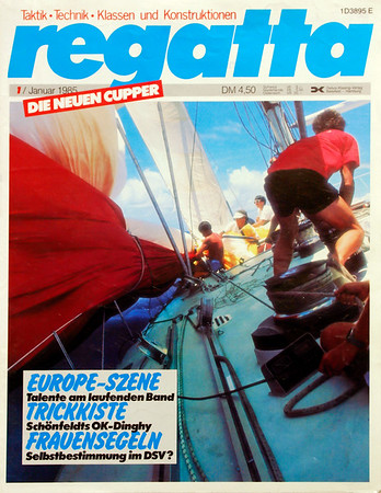 Regatta (Germany) Jan 1985