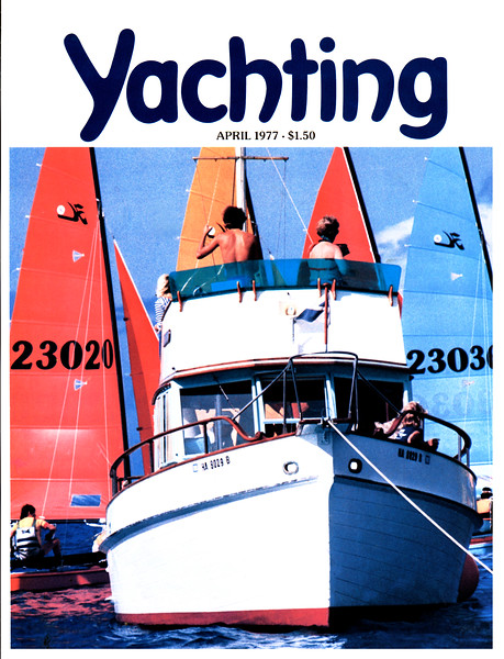 Yachting  - April 1977