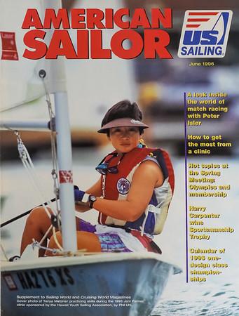 American Sailor Magazine June 1996
