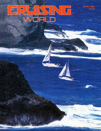 Cruising World - April 1984