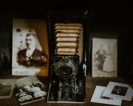 Antique Camera and Prints 2