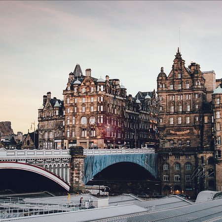 North Bridges, Edinburgh